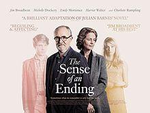 Filmhuis maart – The Sense of an Ending (2017)