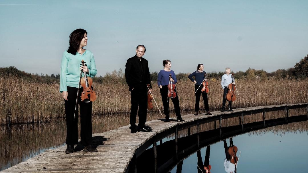 Het Woud Ensemble speelt – concert met Folke Nauta