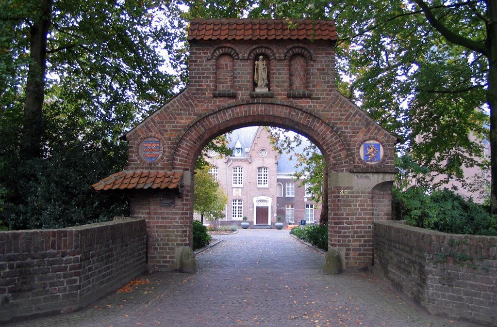 Retraite in het klooster van Heeswijk Dinther