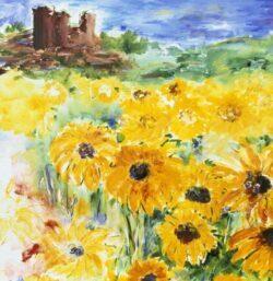 Expositie – Annemarie van der Sluys-van Slooten 'Schilderijen waar je vrolijk van wordt'
