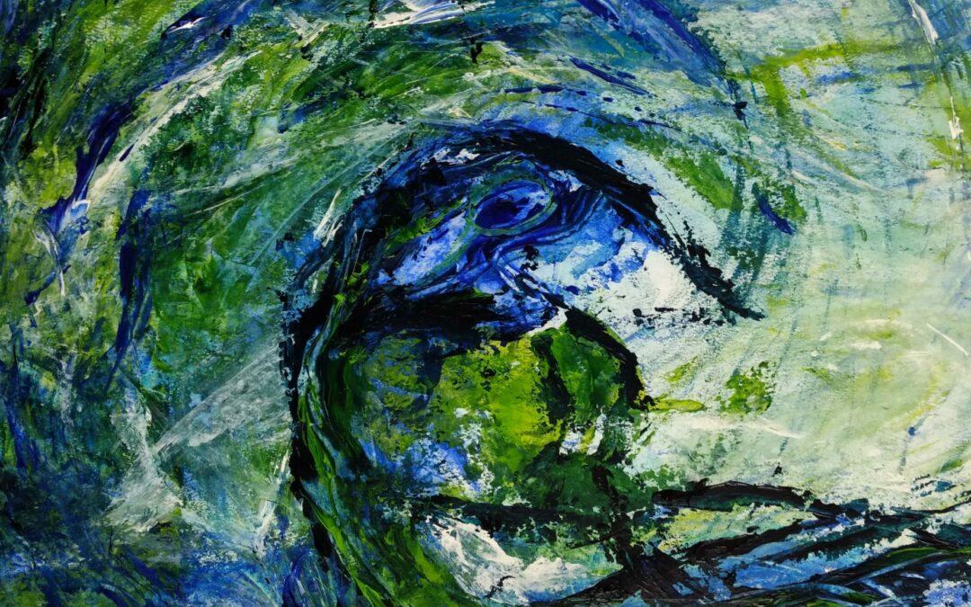 Expositie – Llewellyn Bogaers  'Rouw riep en mijn ziel antwoordde'