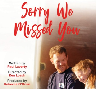 Filmhuis november – Sorry we missed you